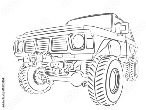 sketch-terrain-vehicle