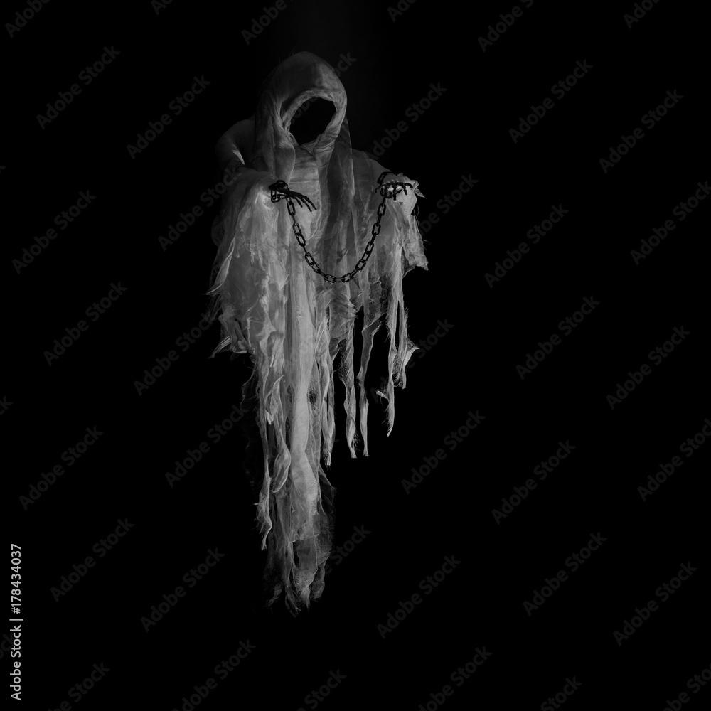 Fototapeta ghost in fog 9