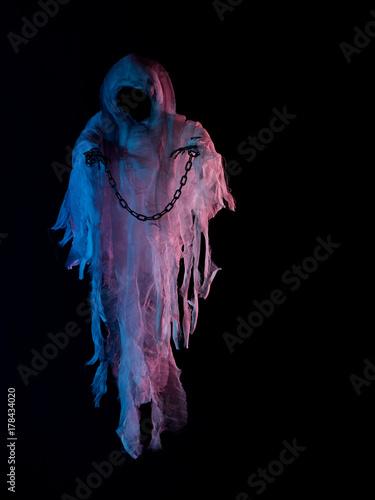Photo ghost in fog 2