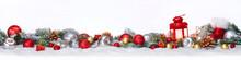 Weihnachten Oder Advent Panorama