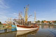 Fishing Port Of Fedderwardersi...