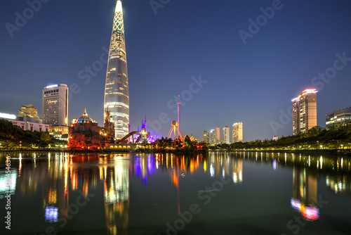 Seoul city, Korea