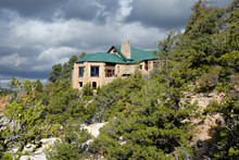 Grand Canyon Lodge On The Nort...