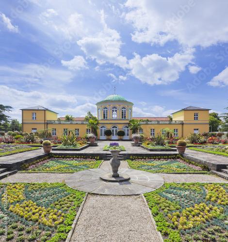 Botanischer Garten Berggarten Der Herrenhäuser Gärten Mit