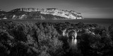 Fototapeta Krajobraz - Cap Canaille Cassis