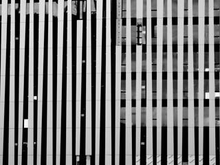 la facciata di un palazzo