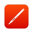 Mod and clearomizer in the kit icon digital red