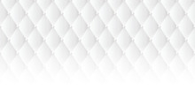White Upholstery Background.
