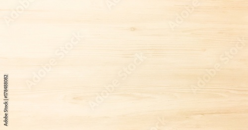 Fototapeta Light wood texture background surface with old natural pattern or old wood texture table top view. Grunge surface with wood texture background. Grain timber texture background. Rustic table top view. obraz