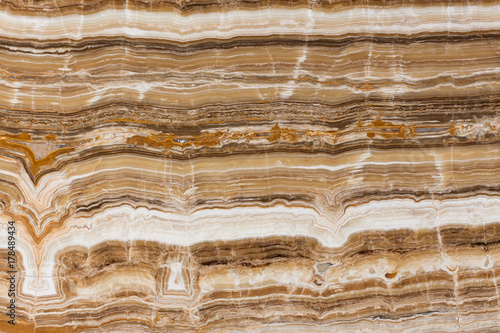 Canvas Prints Marble Beige natural stone, onyx. Seamless square texture, tile ready.