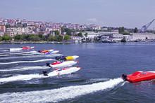 Offshore Boat Racing In Golden...