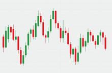 Candlestick Stock Exchange On ...