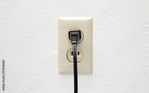 American Electrical Outlet - Buy this stock photo and explore ...