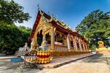 Wat Phuket Temple At Pua Distr...