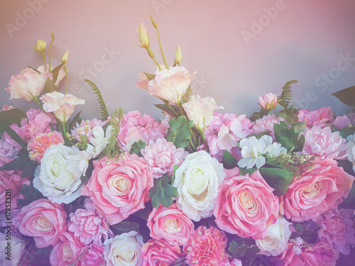 wedding-bouquet-flower-with-rose