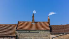 Chimney Roof Line