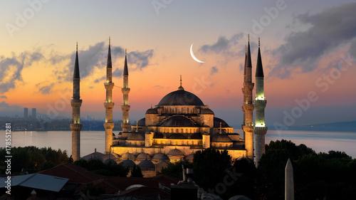 Fotografía Blue Mosque in Istanbul