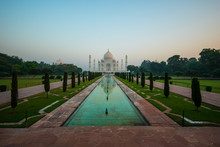Taj Mahal Complex Agra