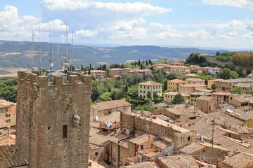 Fototapeta na wymiar Volterra - Tuscany - Italy
