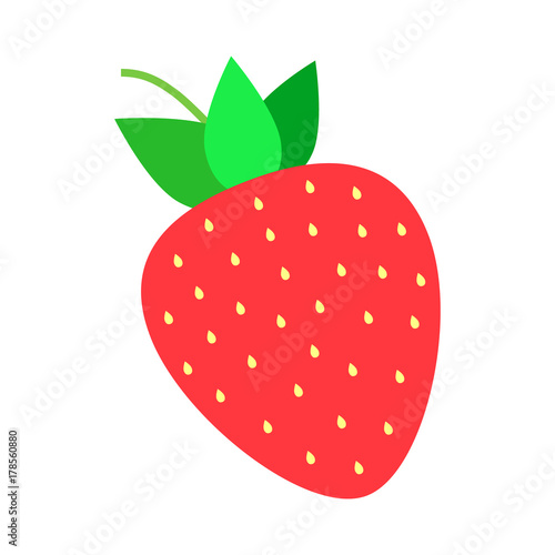 Strawberries Cartoon Images