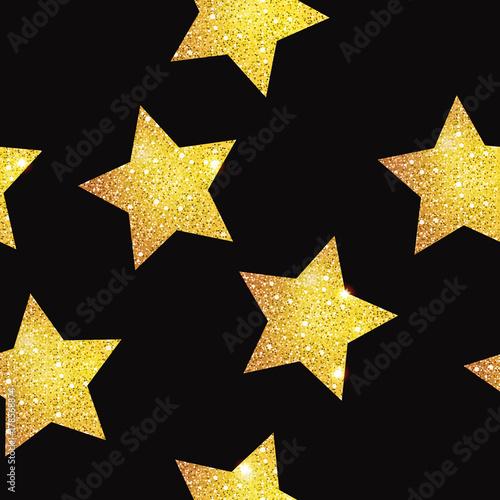 Tapety Glamour piekne-zlote-zlote-gwiazdy-z-polyskiem