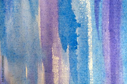 Zdjęcie XXL piękne niebieskie tło