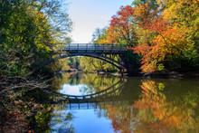Bridge Over Mill River