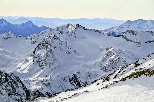 Fotografie, Obraz  Winter landscape
