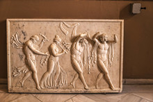Marble Carved Panel In The Ach...