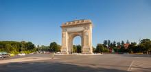 Arcul De Triumf (Triumph Arch)...