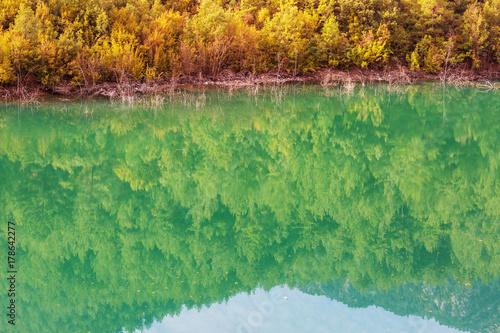 Fototapety, obrazy: Lake in Turkey