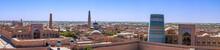 Panoramic View Of The Main Mon...