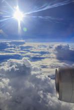 Luftaufnahme Aus Einem Passagi...