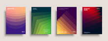 Geometric Covers Design. Color...