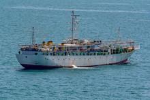 Squid Fishing Light Ship