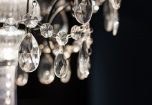 Chandelier Crystals And Glass