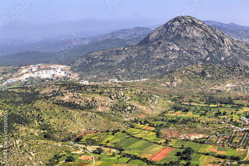 Nandi Hills, India