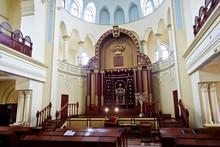 Kharkiv Choral Synagogue Interior