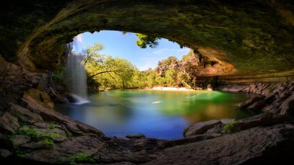 Hamilton Pool, Austin, Texas