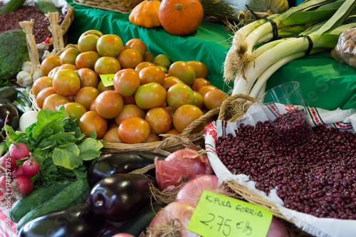 Photo  El mercado típico de Gernika