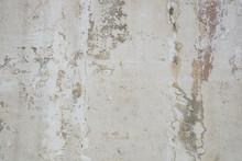 Old Peeling Paint Brick Wall G...