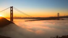 Spectacular Sunrise At Golden ...