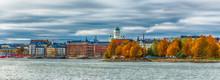 Helsinki City View