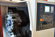 Machining center with CNC