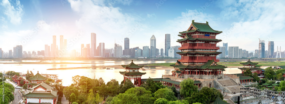 Fototapeta Chinese Classical Architecture