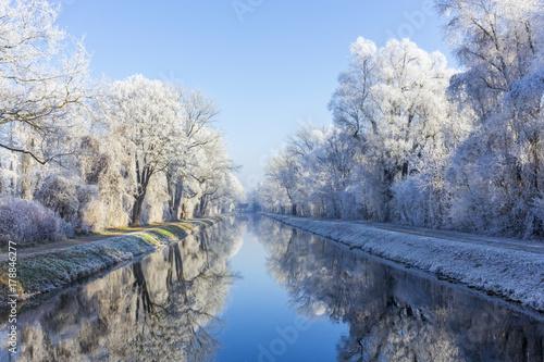 Photo Die Amper im Winter III