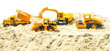 Miniature Toy Crawler Excavato...