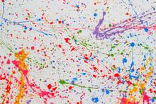 Pollock  Art Texture Graphic D...