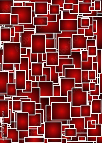 bialo-czerwone-kostki
