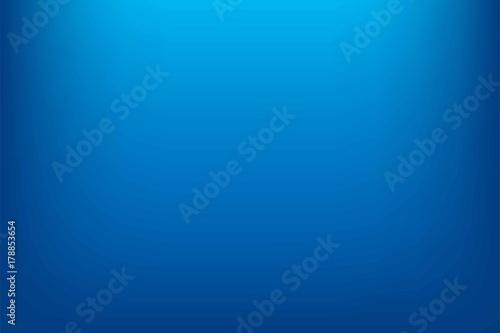 Fotografie, Tablou Abstract blue blur color gradient background for graphic design